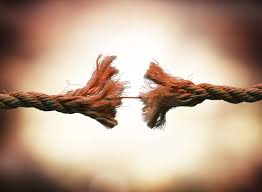 Holding On By A Thread….