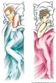 Slept Apart….